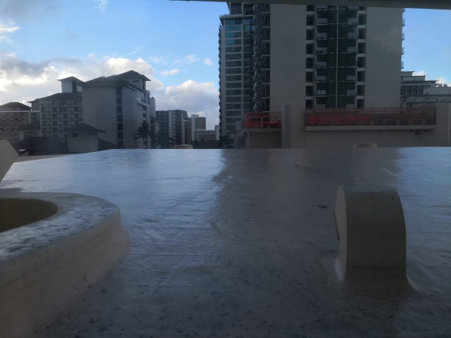 【はじめてのHawai】ハワイ旅行 Day 1  ホテルが天井ビューで驚いた!